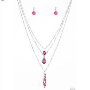 💕✨Hot Pink Jewelry Set 💕✨
